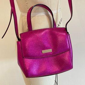 KATE SPADE Bright Pink Mini Crossbody Bag